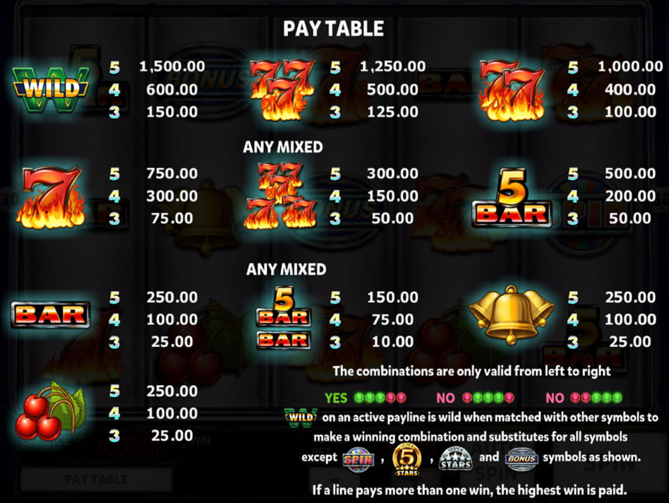 Fácil juego Super Seven-51978