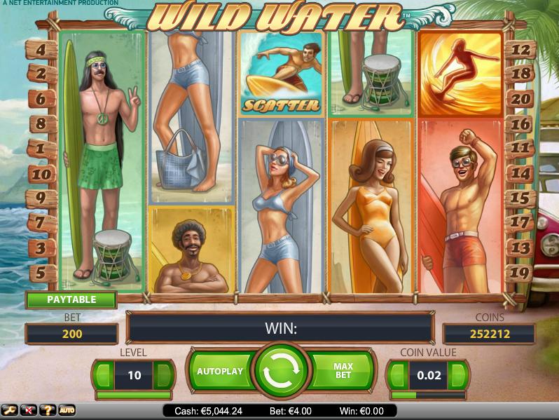 Juegos favoritos Wild bookies