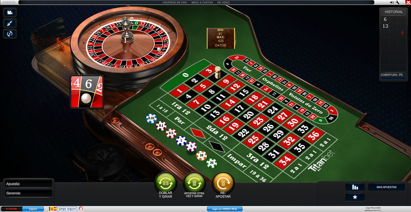 Ruleta variantes casino - 52419