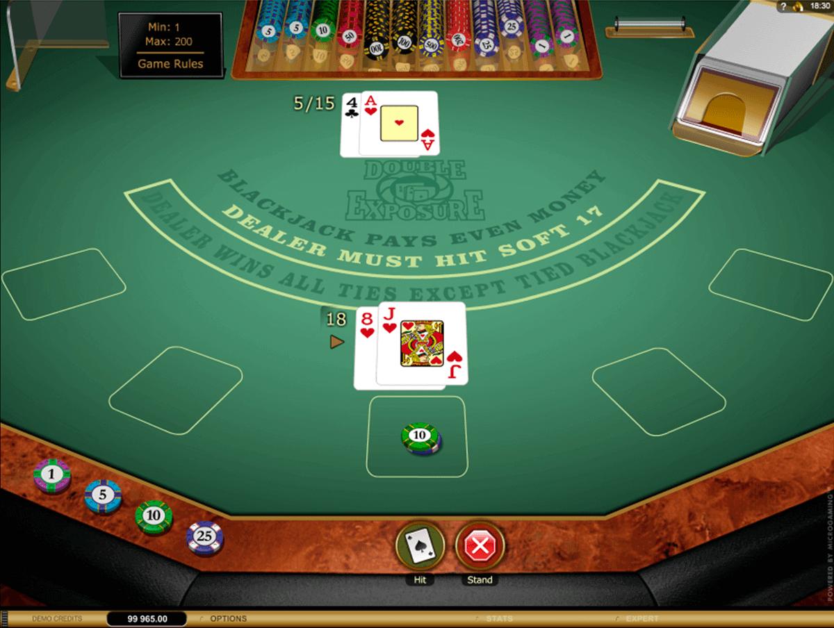 Apostar blackjack online Double-50172