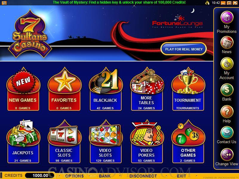 Seguro Casino 7-59000