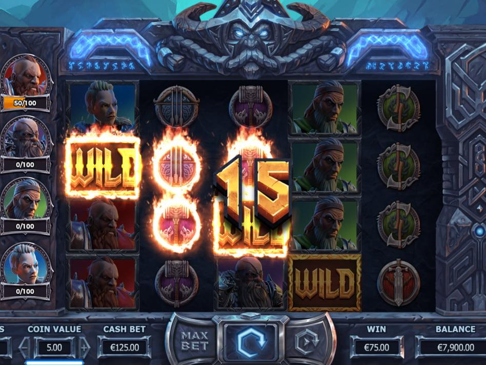 Apuestas juegos Vikings LuckLand