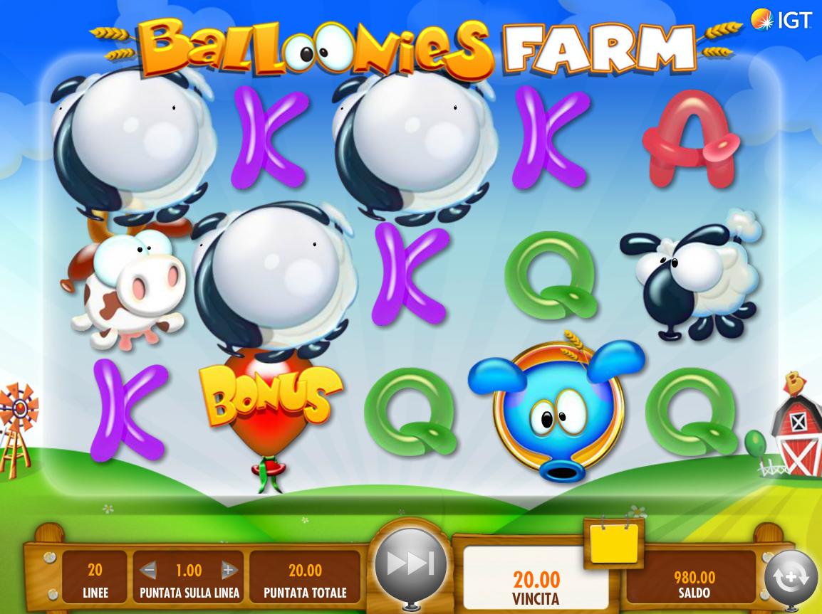 Entrega un premio Balloonies-28151
