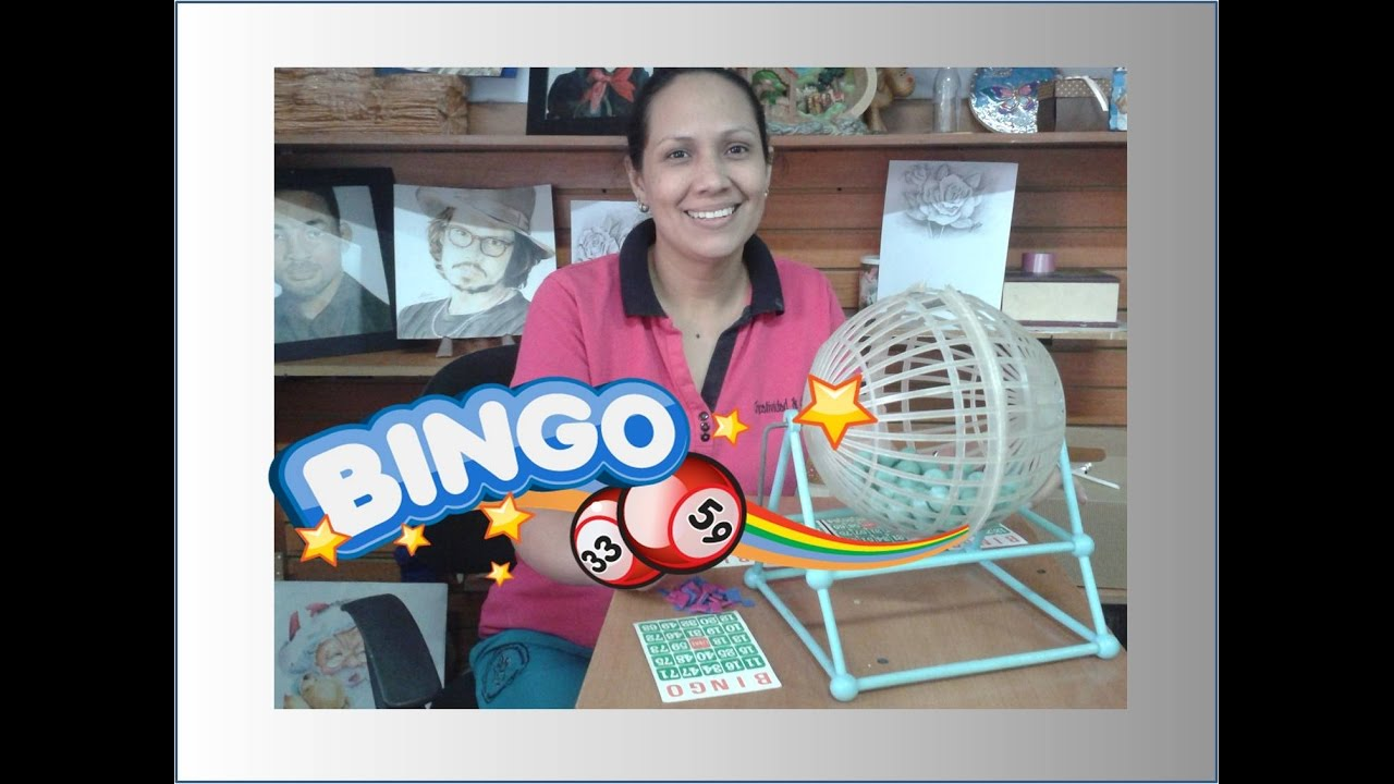 Bingo virtual Loaded tarjeta