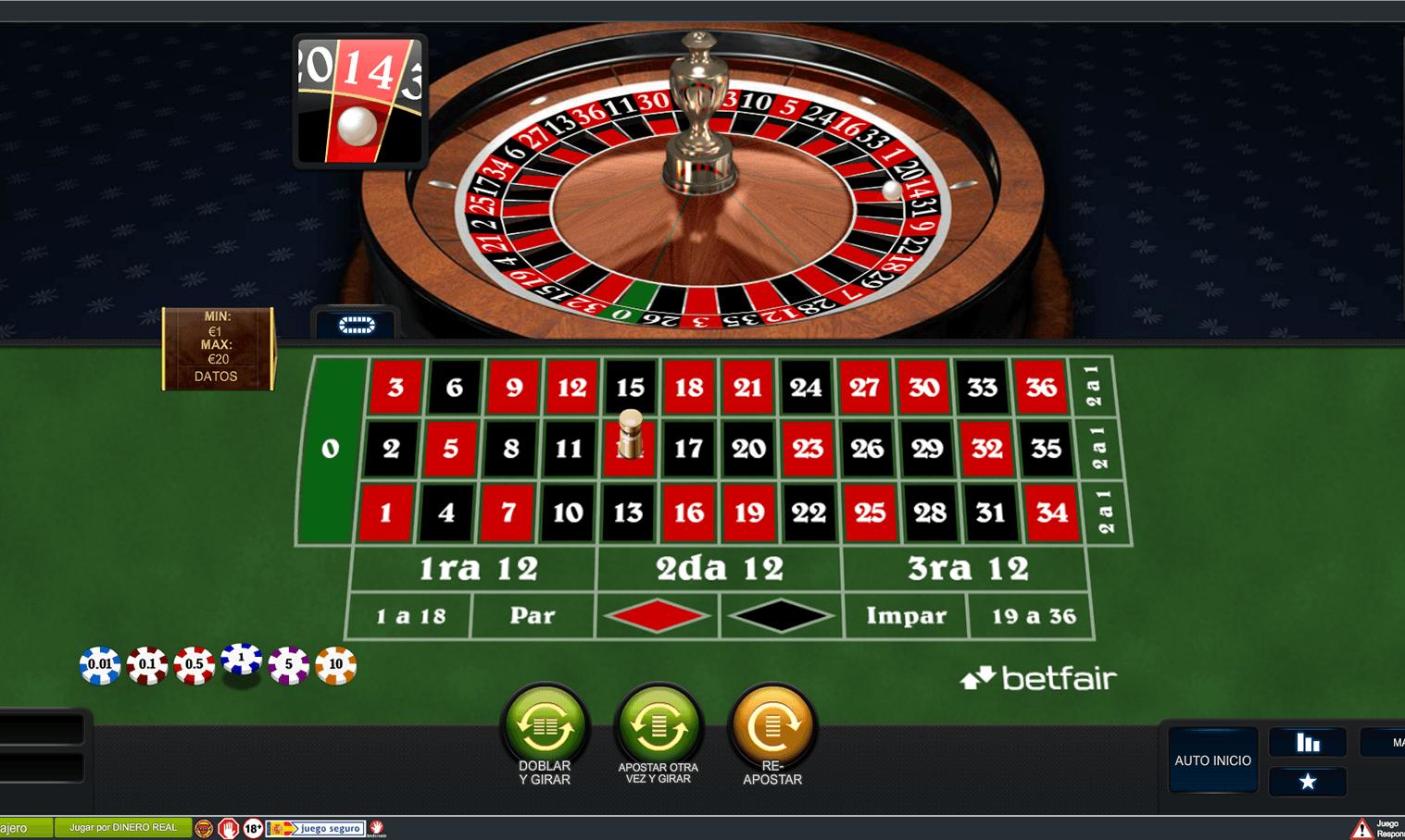 Descripción del casino ruleta-39504