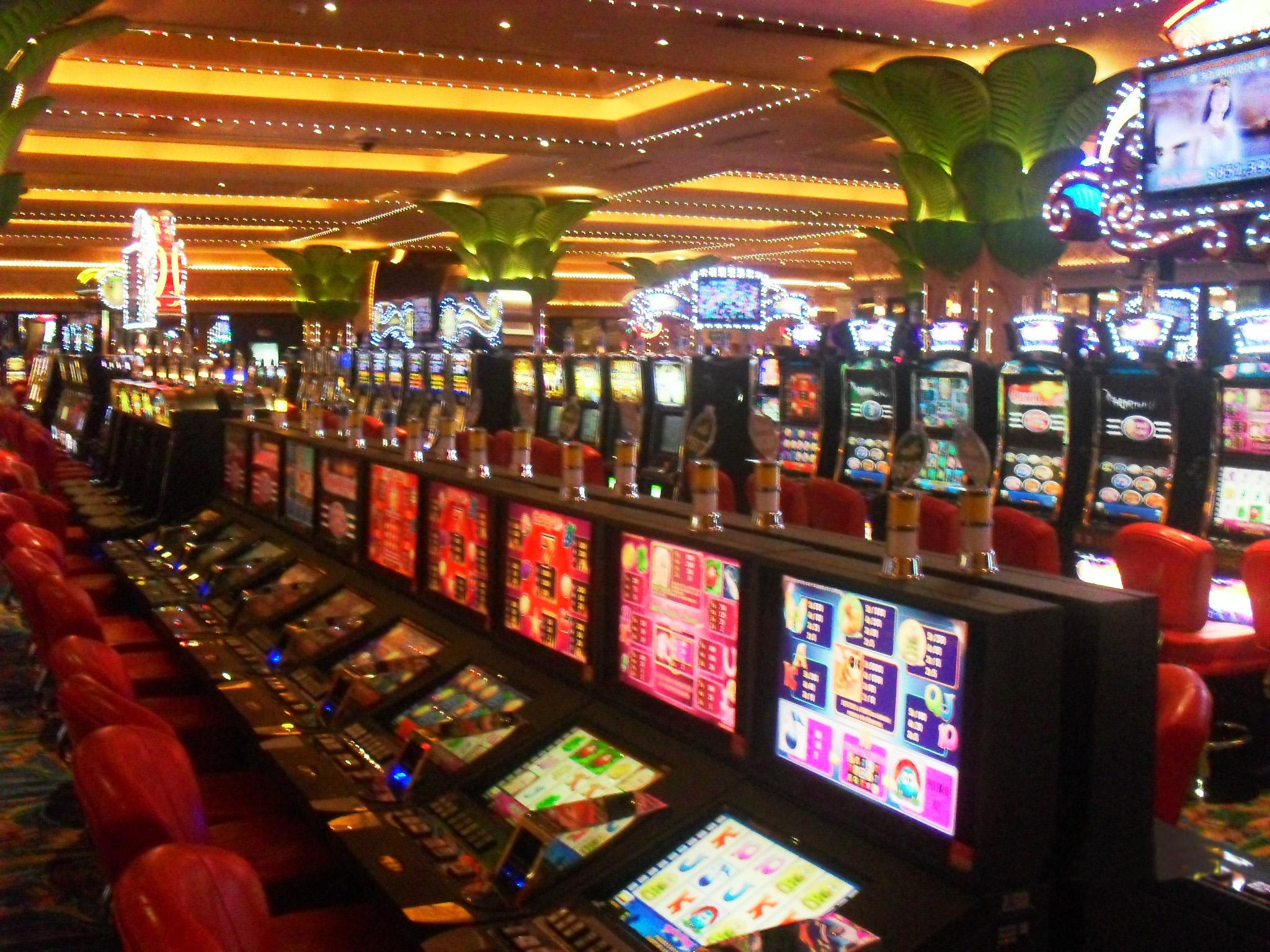 Los casinos credito