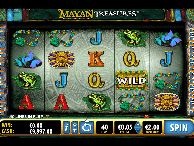 Gaming casinos Mayan - 57829