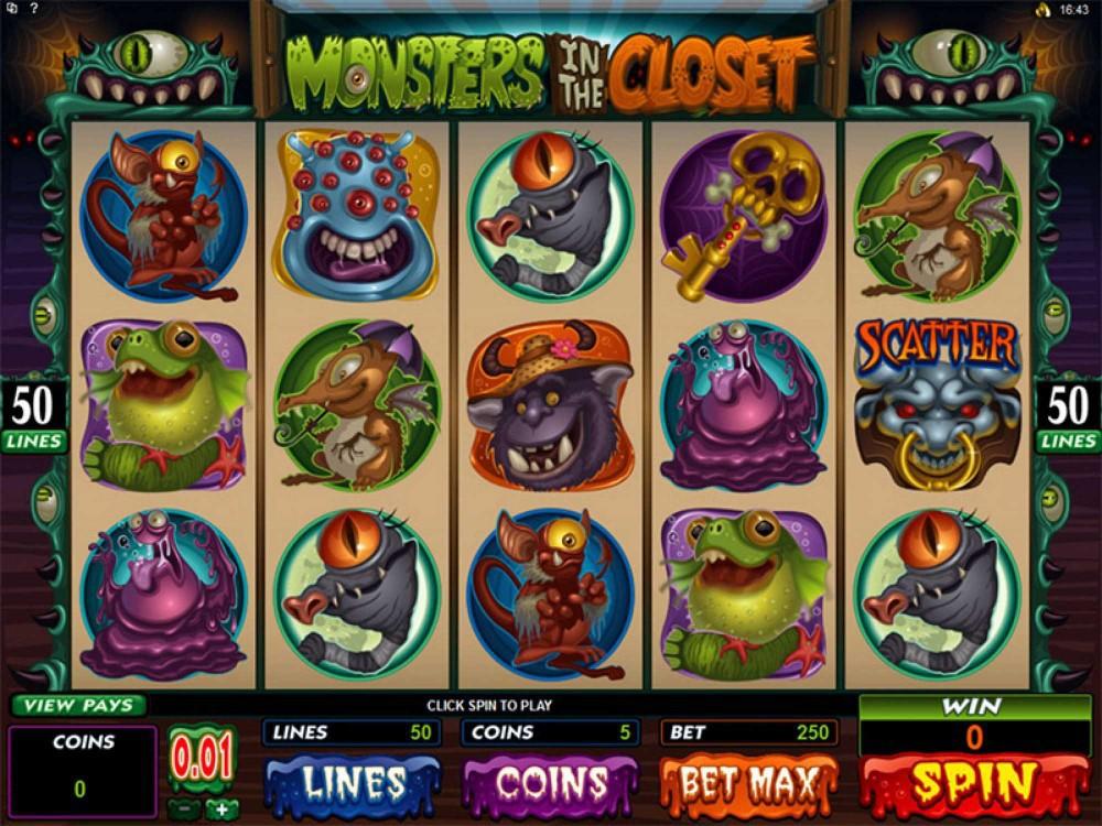 Jugar slots fortunes Monster-20132